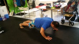 push up party